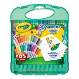 Crayola Pip-Squeaks Washable Markers and Paper Set
