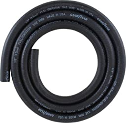 LDR 516 F5165 5/16-Inch ID 5-Feet Bag Fuel Line