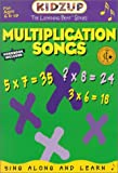 Multiplication Songs, Kidzup Productions Staff, 1894677358