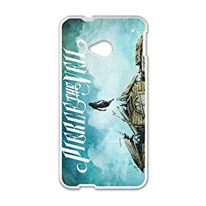 Happy Pierce The Vell Brand New And Custom Hard Case Cover Protector For HTC One M7