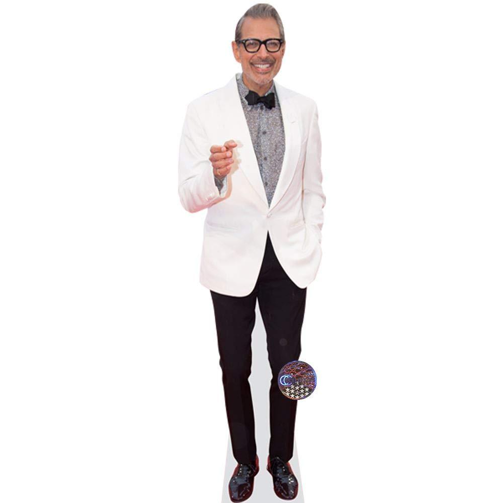 Jeff Goldblum (White Jacket) Life Size Cutout