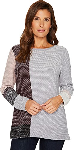NIC+ZOE Women's Heartthrob Top, Multi, S by NIC+ZOE