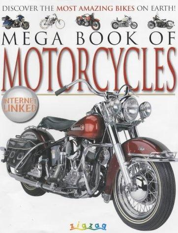 Mega Book Of Motorcycles