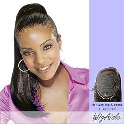 Vivica A Fox Hair Collection PB65-V New Futura Synthetic Fiber Pocket Bun, P4/27/30, 7.7 Ounce