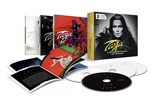 Tarja: Act I/Colours In The Dark/Left In The Dark - Collector's Package (4CD) (Audio CD)