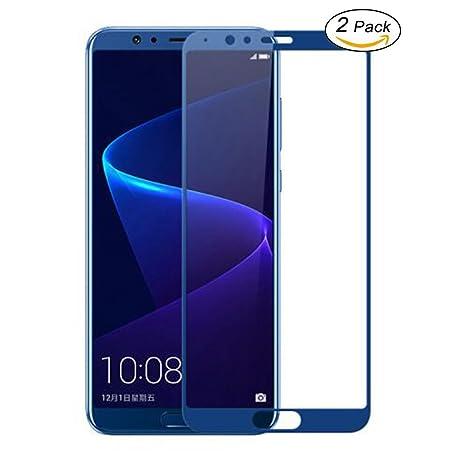 ROCKWEY [2 Pack] Protector de Pantalla para Huawei Honor View 10 ...