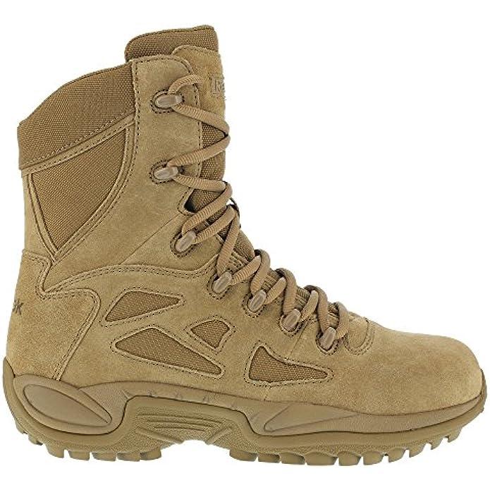 "Reebok Work Duty Men's Rapid Response RB RB8694 6"" Tactical Boot"