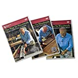 The Way to Woodwork from Woodworker's Journal: 3 Volumes (DVD)