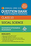 Oswaal CBSE CCE Question Bank with Complete Solutions for Class 10 Term I (April to Sep. 2016) Social Science