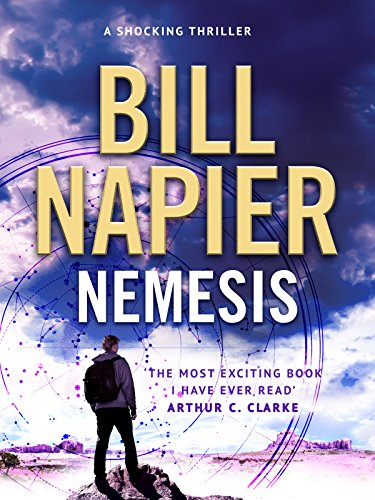 Nemesis: An unputdownable thriller full of suspense cover