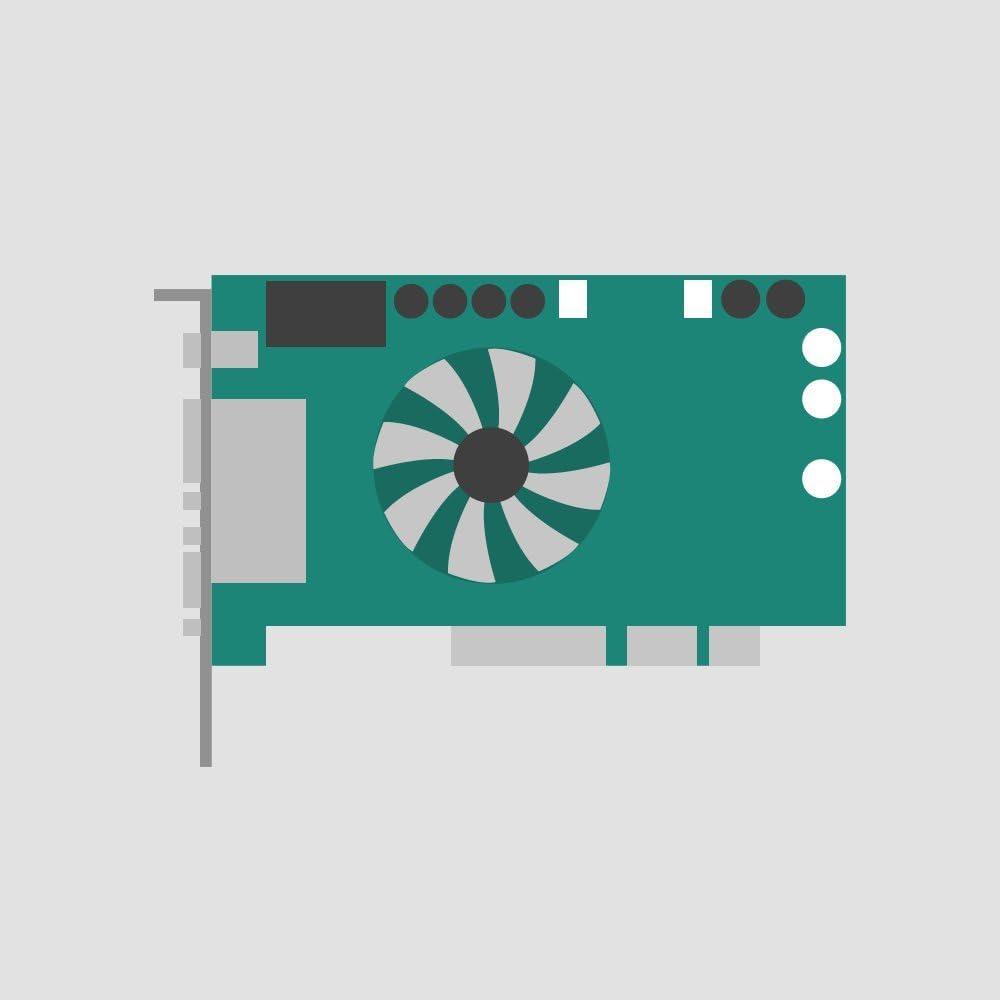 BFG Tech NVIDIA GEFORCE 6200 256MB DDR PCI Video Card