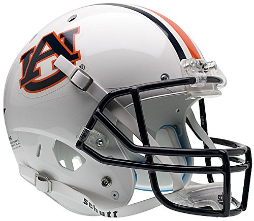 - Schutt NCAA Auburn Tigers Replica XP Full Size Helmet