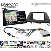 Volunteer Audio Kenwood Excelon DNX994S Double Din Radio Install Kit with GPS Navigation Apple CarPlay Android Auto Fits 2008-2010 Honda Odyssey