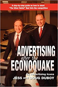 Book Advertising After the Econoquake