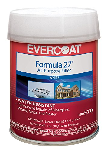 Formula 27 Filler - Evercoat 100570 1 Quart Formula 27 All Purpose Filler