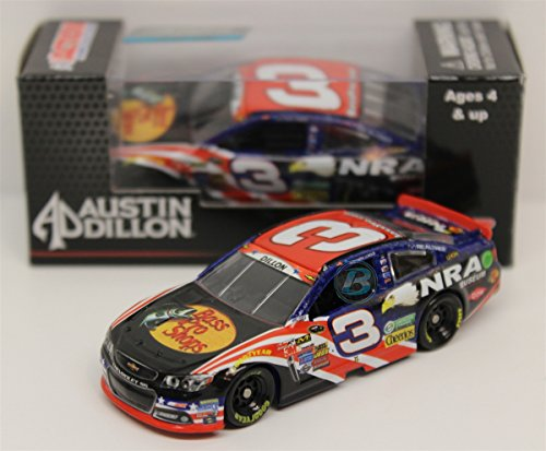 NASCAR Austin Dillon #3 Bass Pro Shops NRA Museum 1/64 Kids Hardtop Car 2014