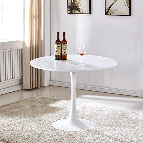 Tiptop Dining Table - White
