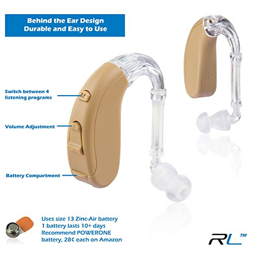 The 8 best hearing aids with amplifiers