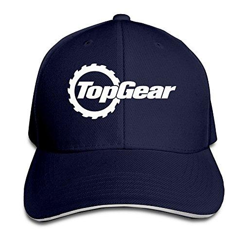 MaNeg Top Gear Logo Sandwich Peaked Hat & - Shop Uk Online Chanel