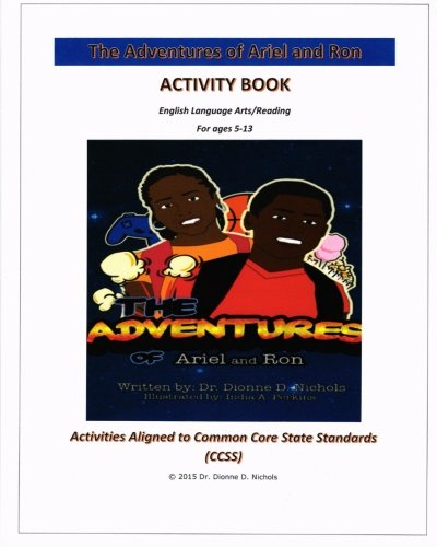 The Adventures of Ariel and Ron Activity Book