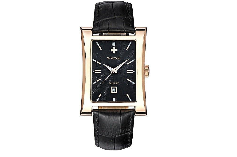 Amazon.com: Relojes de Hombre Male Mens Watches Fashion Casual RE0085: Watches