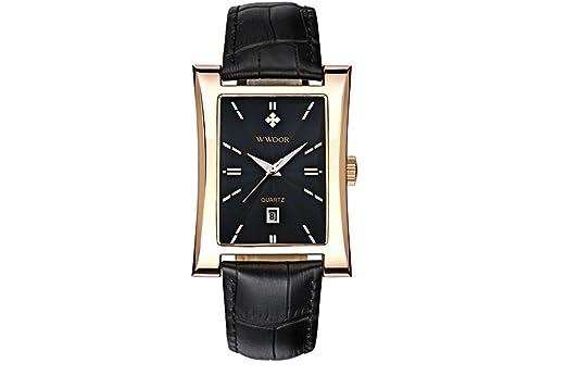 Relojes de Hombre Male Mens Watches Fashion Casual RE0085