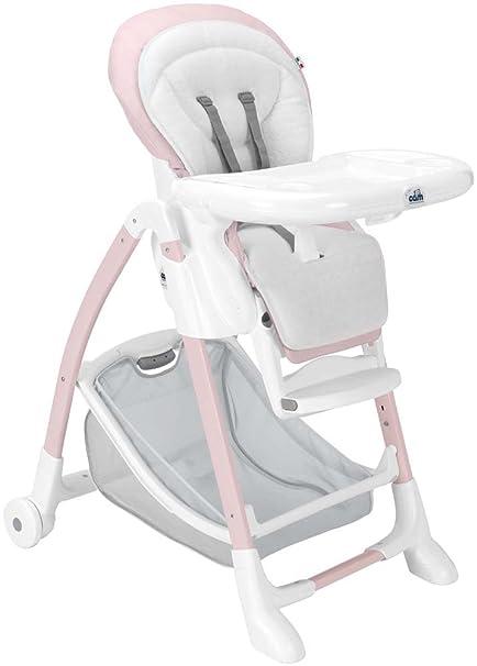 Cam el mundo del niño S2500 Trona, Rosa/236: Amazon.es: Bebé