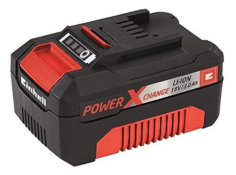 Lithium Ionen, 18 V, 140 Nm, 3 Power LEDs, Koffer, inkl. 3,0 Ah Akku und Ladeger/ät Einhell Akku Schlagschrauber TE-CI 18 Li Power-X-Change