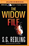 img - for The Widow File (A Dani Britton Thriller) book / textbook / text book