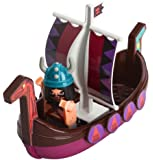Big 55129 Waterplay-Wickie Drachenboot Sven