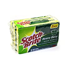 3m Scotch-Brite® Heavy Duty Scrub Sponge HD-3