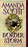 Border Storm, Amanda Scott, 0821767623