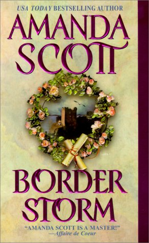 Border Storm (Zebra Historical Romance)