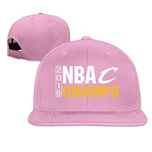 Cleveland Cavaliers Red 2016 Finals Champions Locker Room Flat Hip Hop Cap Hat Rock Punk