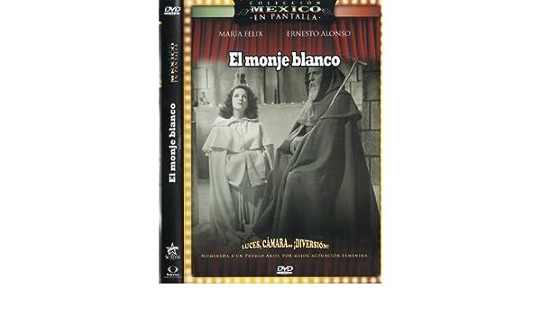 Amazon.com: El Monje Blanco [Maria Felix/ernesto Alonzo] [Ntsc/region 1 and 4 Dvd. Import - Latin America].: MARIA FELIX/ERNESTO ALONZO: Movies & TV