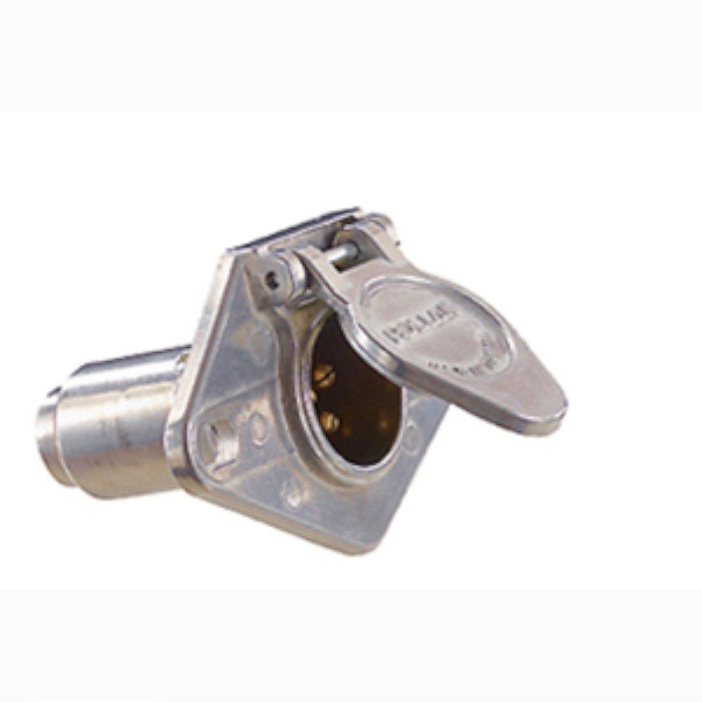 RV Designer P609 6-Way Connector Socket