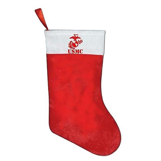 Amazon.com: USMC Marine Corps Christmas Socks Christmas Gifts Cute ...