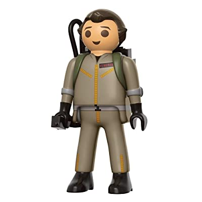 Funko Ghostbusters Playmobil Peter Venkman Action Figure: Toys & Games