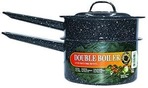 Granite Ware 6150-2 Double Boiler, 1.5-Quart