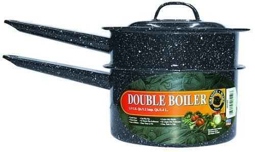 Granite Ware Double Boiler, 1.5-Quart