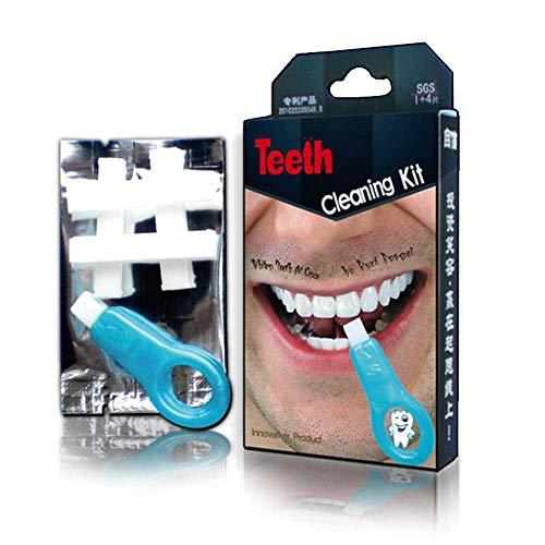 UMIWE Nano Teeth Whitening Kit,Nano Gel Strips Teeth Whitening Tools Cleaning Stains Smoke Teeth Tools - 2018 Patented Product