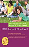img - for Psychiatric Mental Health Davis Essential Nursing Content + Practice Questions book / textbook / text book