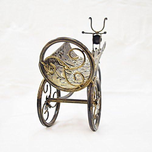 HJWNRK Botellero bicicleta estante botellero vino almacenamiento ...