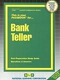 Bank Teller, Jack Rudman, 0837302935
