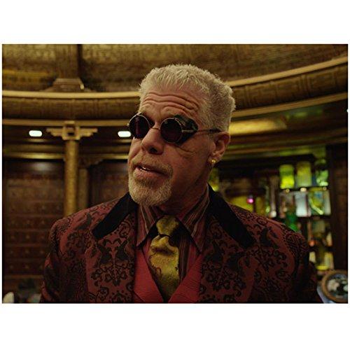 Pacific Rim Ron Perlman as Hannibal Chau Close Up 8 x 10 Inch Photo