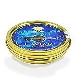 Ossetra Sturgeon caviar 100g (3.5 oz)
