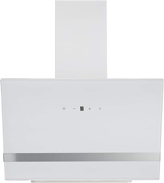 PKM S21-60AWTY - Campana extractora (60 cm), color blanco: Amazon.es: Grandes electrodomésticos