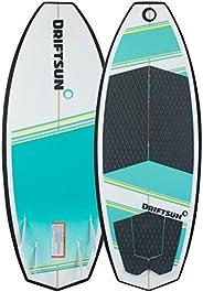 "Driftsun Throwdown Wakesurf Board - 4' 8"" Custom Surf Style W"