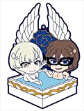 King of prism by PrettyRhythm bus deformation Schwartz Rose rubber strap