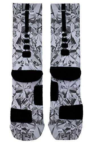 Diamonds Custom Designed Elite Socks product image
